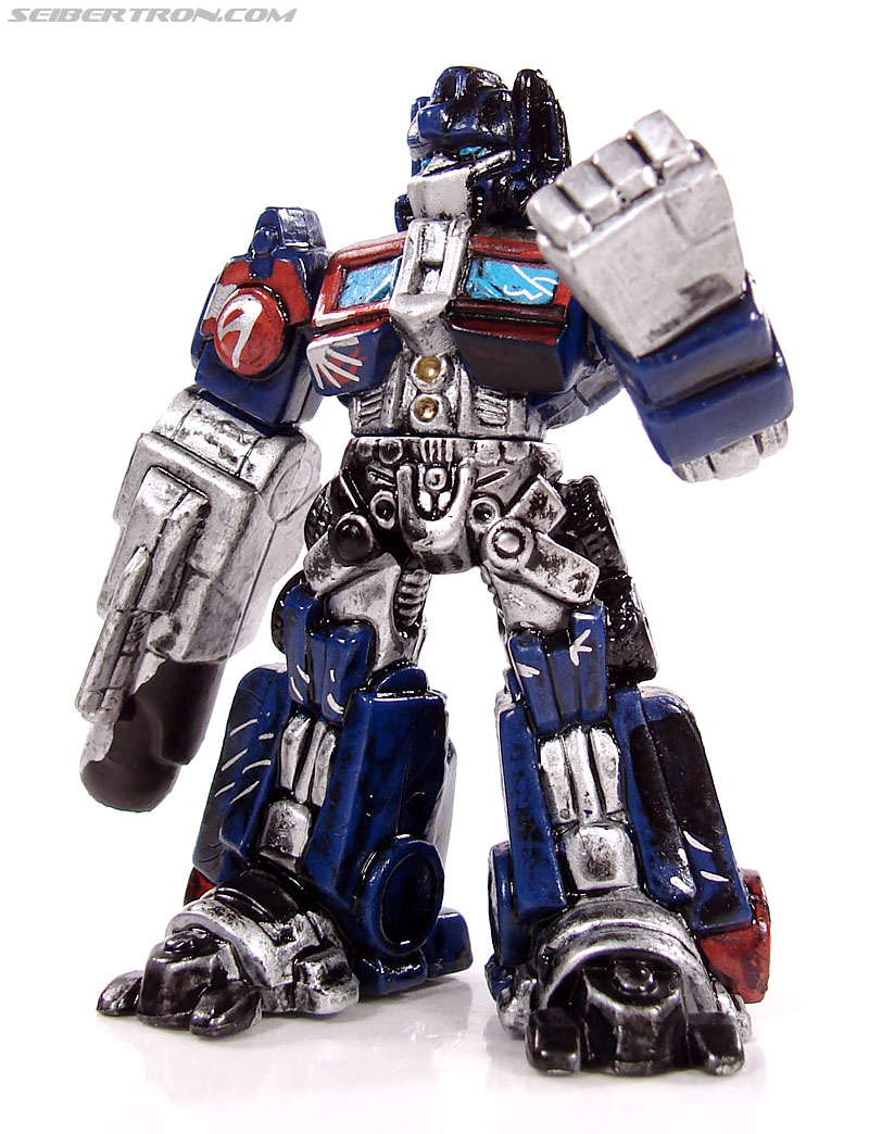 Transformers Robot Heroes Battle Damaged Optimus Prime (Movie) (Image #9 of 25)