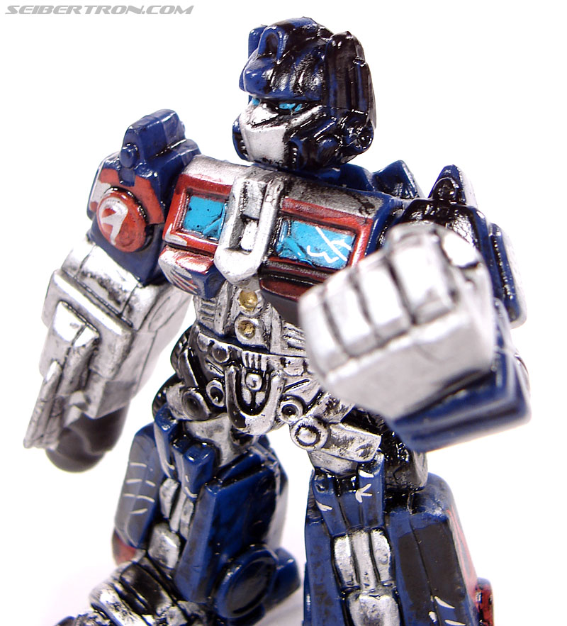 Transformers Robot Heroes Battle Damaged Optimus Prime (Movie) (Image #10 of 25)