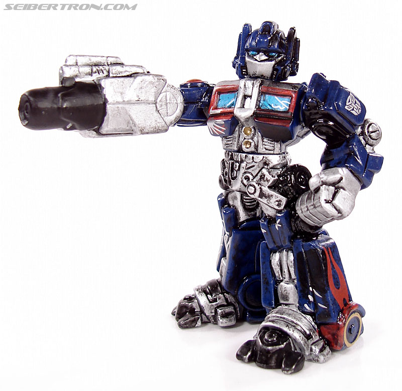 Transformers Robot Heroes Battle Damaged Optimus Prime (Movie) (Image #14 of 25)