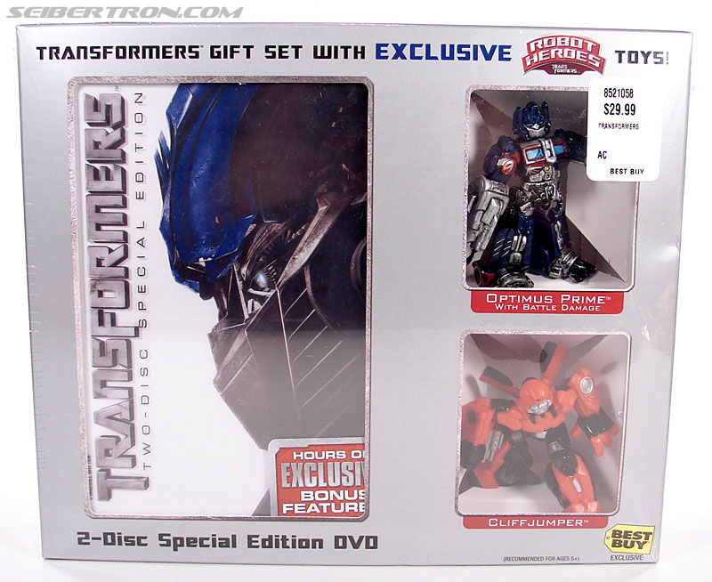 Transformers Robot Heroes Cliffjumper (Movie) (Image #1 of 46)