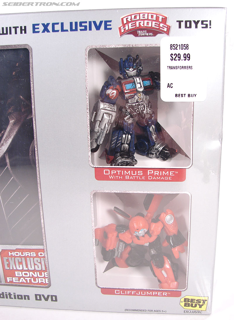 Transformers Robot Heroes Cliffjumper (Movie) (Image #3 of 46)