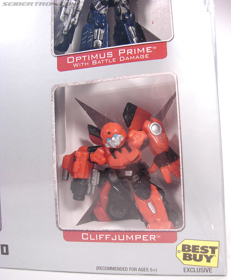 Transformers Robot Heroes Cliffjumper (Movie) (Image #4 of 46)