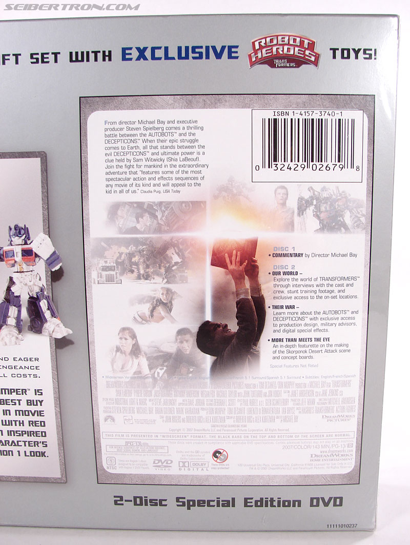 Transformers Robot Heroes Cliffjumper (Movie) (Image #10 of 46)