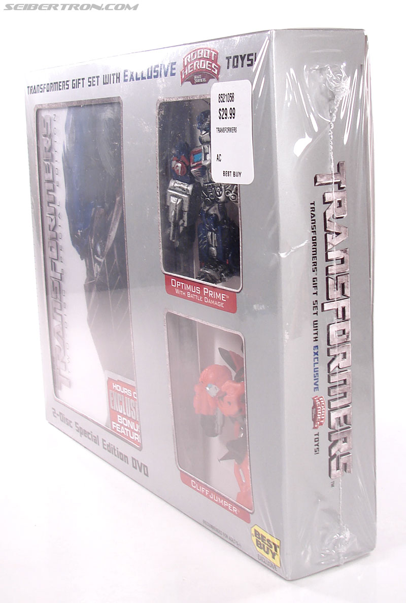 Transformers Robot Heroes Cliffjumper (Movie) (Image #13 of 46)