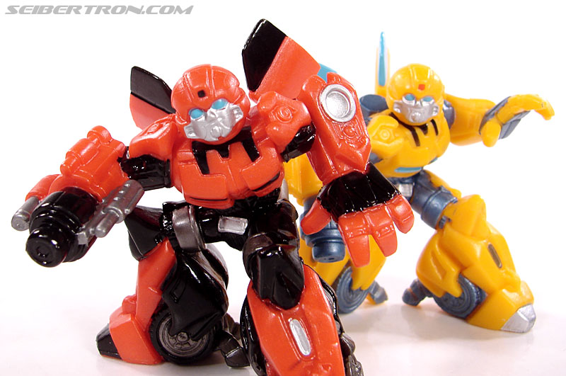 Transformers Robot Heroes Cliffjumper (Movie) (Image #38 of 46)