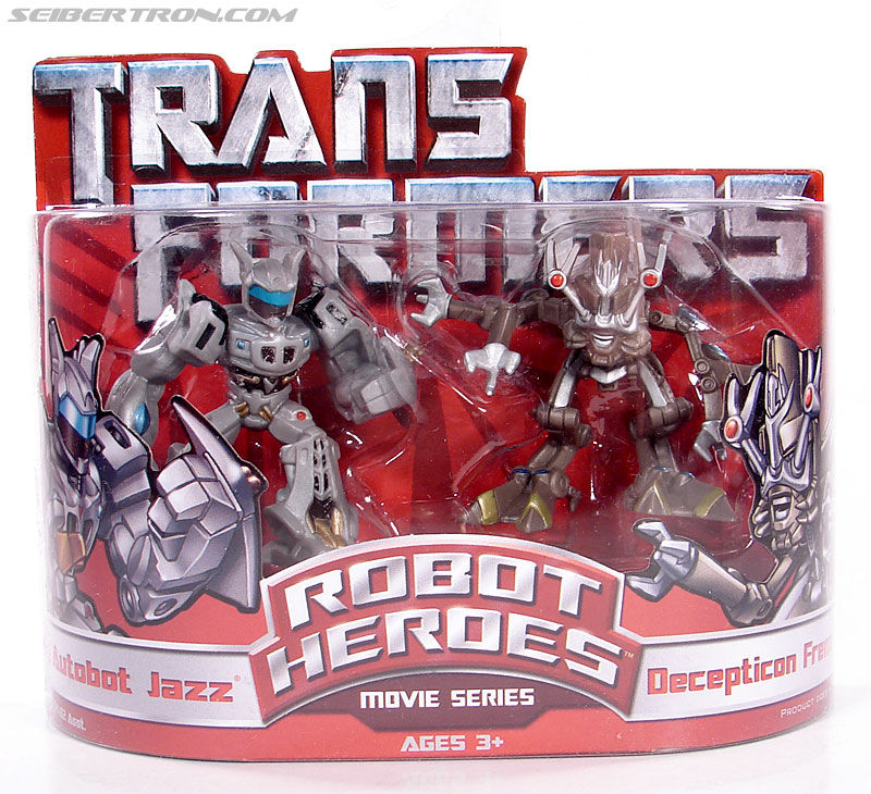 Transformers Robot Heroes Frenzy (Movie) (Image #1 of 45)
