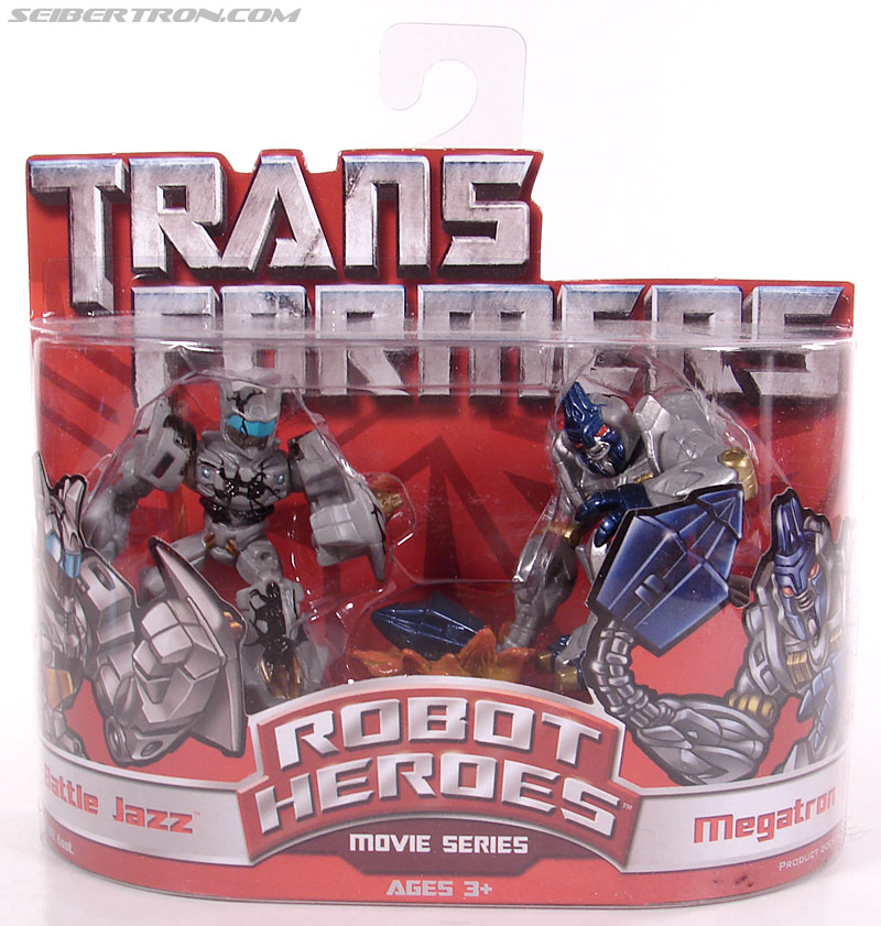 Transformers Robot Heroes Megatron (Movie) (Image #1 of 33)