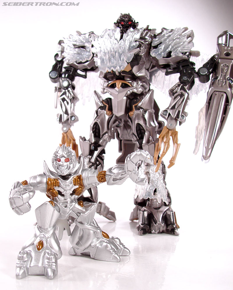 Transformers Robot Heroes Megatron with Metallic Finish (Movie) (Image #63 of 63)