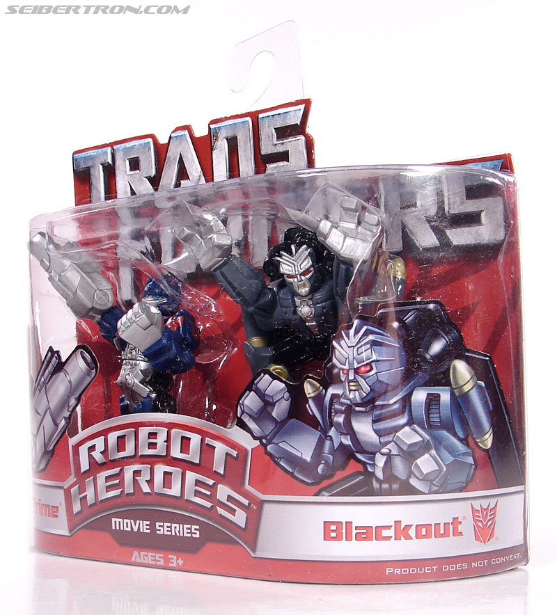 Transformers Robot Heroes Optimus Prime (Movie) (Image #8 of 60)