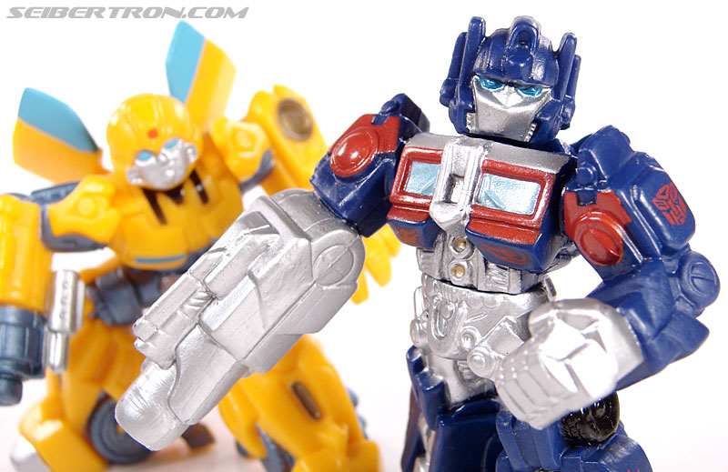Transformers Robot Heroes Optimus Prime (Movie) (Image #43 of 60)