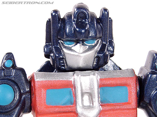 Robot Heroes Optimus Prime with AllSpark Power (Movie) gallery