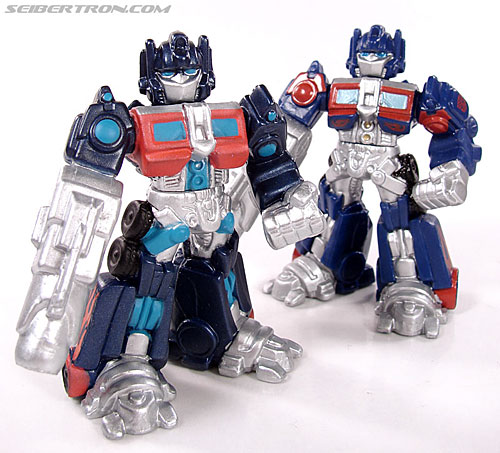 Transformers Robot Heroes Optimus Prime with AllSpark Power (Movie) (Image #18 of 21)
