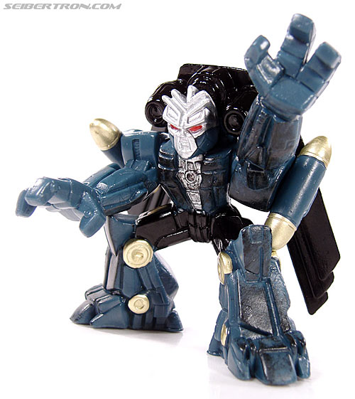 Transformers Robot Heroes Battle Damaged Blackout (Movie) (Image #10 of 21)