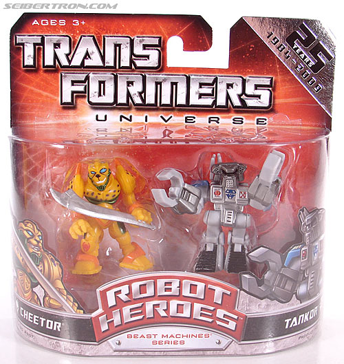 Transformers Robot Heroes Cheetor (BM) (Image #1 of 40)