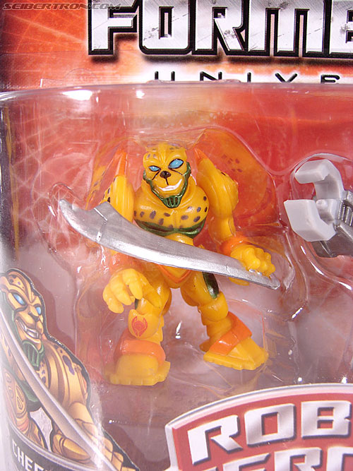 Transformers Robot Heroes Cheetor (BM) (Image #3 of 40)
