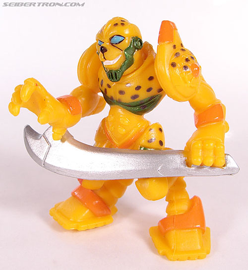 Transformers Robot Heroes Cheetor (BM) (Image #32 of 40)