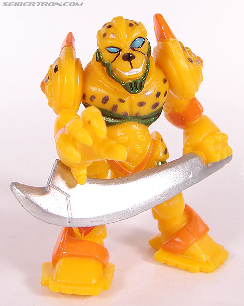 Transformers Robot Heroes Cheetor (BM) (Image #33 of 40)