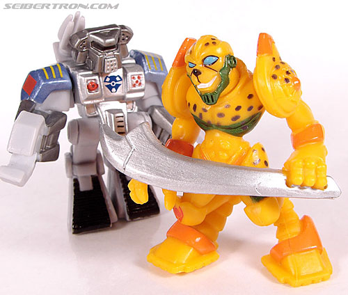 Transformers Robot Heroes Cheetor (BM) (Image #36 of 40)