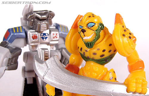 Transformers Robot Heroes Cheetor (BM) (Image #37 of 40)