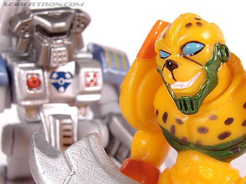 Transformers Robot Heroes Cheetor (BM) (Image #38 of 40)