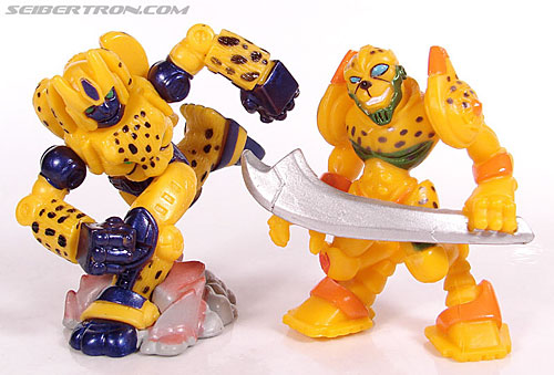 Transformers Robot Heroes Cheetor (BM) (Image #39 of 40)
