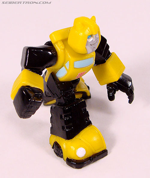 Transformers Robot Heroes Bumblebee (G1) (Image #19 of 51)