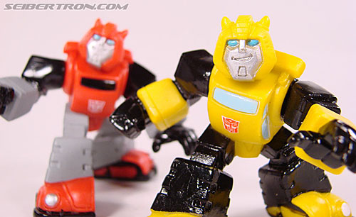 Transformers Robot Heroes Bumblebee (G1) (Image #50 of 51)