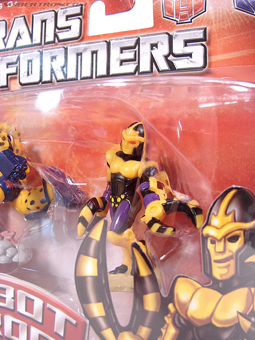 Transformers Robot Heroes Blackarachnia (BW) (Image #5 of 38)