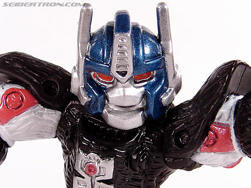 Robot Heroes Optimus Primal (BW) gallery