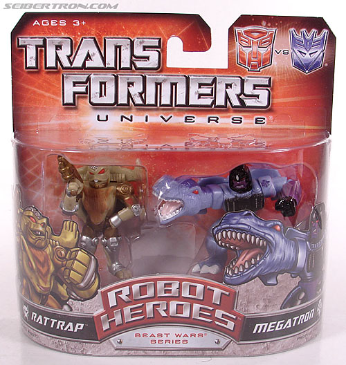 Transformers Robot Heroes Rattrap (BW) (Image #1 of 38)