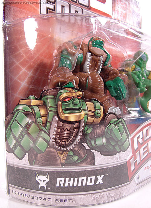 Transformers Robot Heroes Waspinator (BW) (Image #5 of 39)