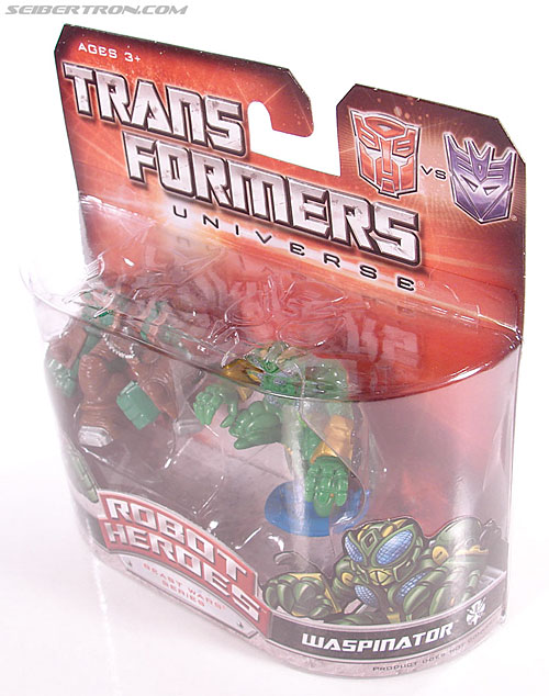 Transformers Robot Heroes Waspinator (BW) (Image #13 of 39)
