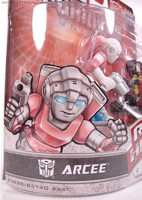 Transformers Robot Heroes Arcee (G1) (Image #3 of 29)