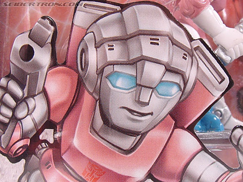 Transformers Robot Heroes Arcee (G1) (Image #4 of 29)