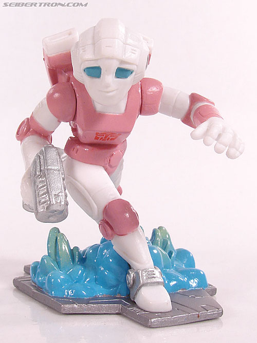 Transformers Robot Heroes Arcee (G1) (Image #6 of 29)