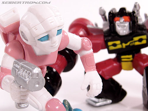 Transformers Robot Heroes Arcee (G1) (Image #24 of 29)