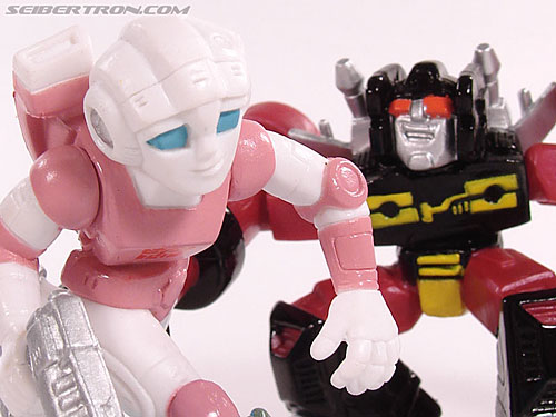 Transformers Robot Heroes Arcee (G1) (Image #26 of 29)