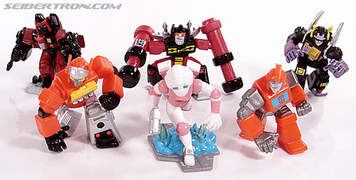 Transformers Robot Heroes Arcee (G1) (Image #27 of 29)
