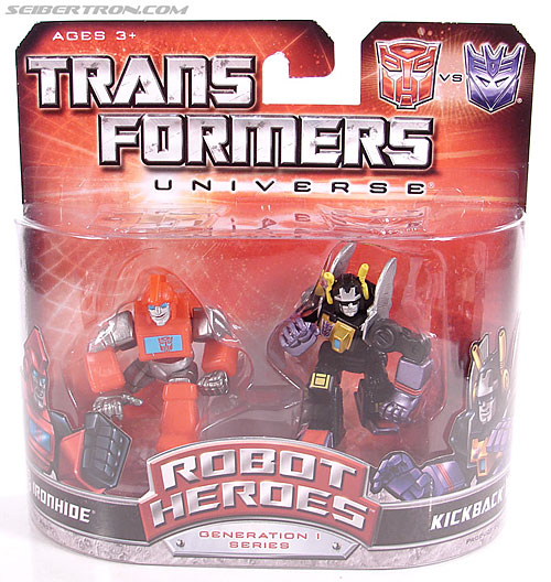 Transformers Robot Heroes Ironhide (G1) (Image #1 of 27)
