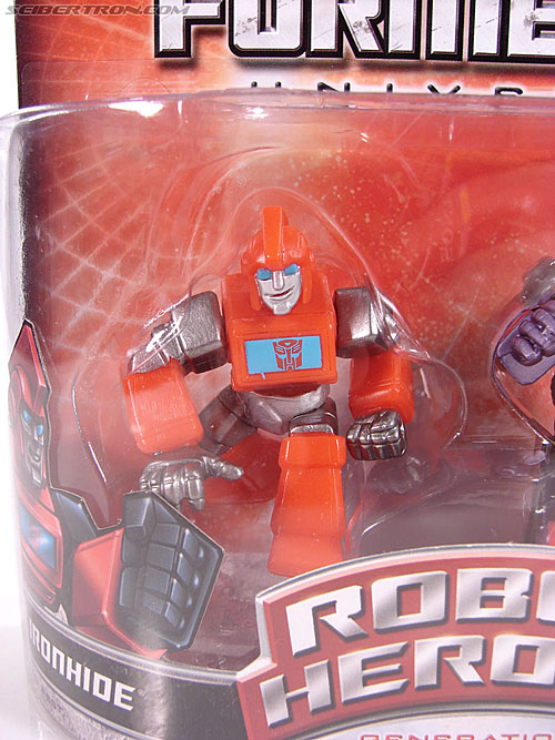 Transformers Robot Heroes Ironhide (G1) (Image #2 of 27)