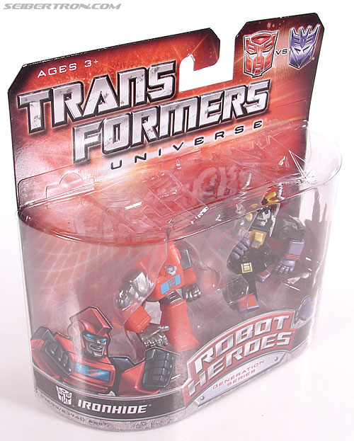 Transformers Robot Heroes Ironhide (G1) (Image #5 of 27)