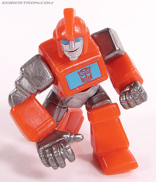 Transformers Robot Heroes Ironhide (G1) (Image #6 of 27)
