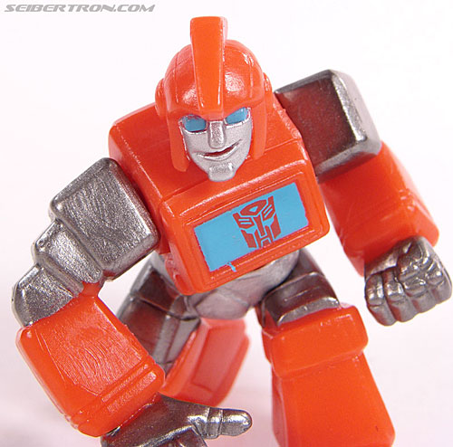 Transformers Robot Heroes Ironhide (G1) (Image #7 of 27)