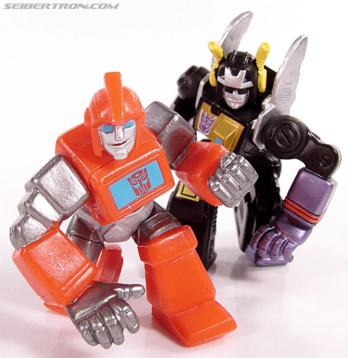 Transformers Robot Heroes Ironhide (G1) (Image #22 of 27)