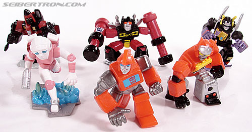 Transformers Robot Heroes Ironhide (G1) (Image #26 of 27)