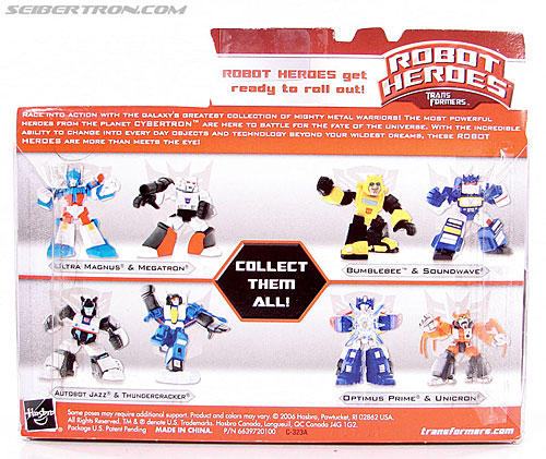 Transformers Robot Heroes Jazz (G1) (Image #6 of 35)