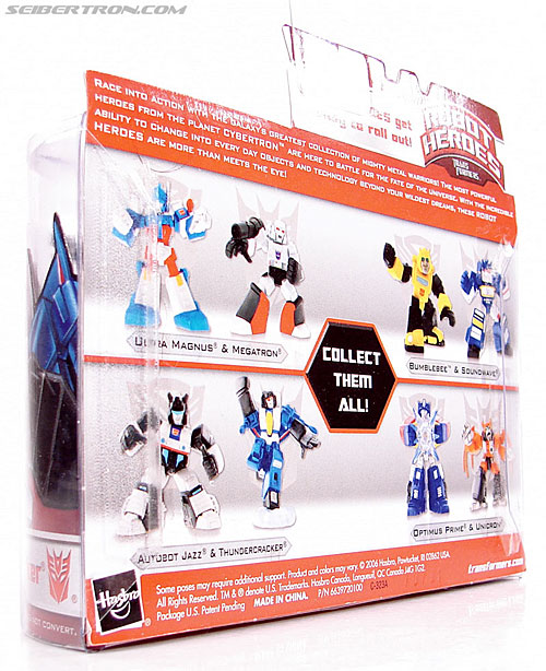 Transformers Robot Heroes Jazz (G1) (Image #7 of 35)
