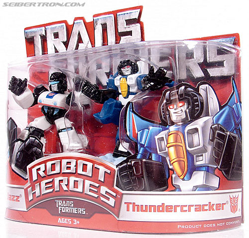 Transformers Robot Heroes Jazz (G1) (Image #8 of 35)