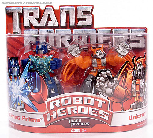 Transformers Robot Heroes Optimus Prime with Matrix (G1) (Image #1 of 35)