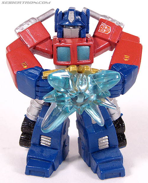 Transformers Robot Heroes Optimus Prime with Matrix (G1) (Image #6 of 35)